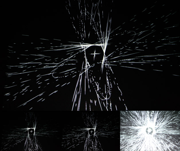 spin series projection stills